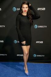 Adriana Lima - DirecTV Super Saturday Night Party in San Francisco 2/6/16