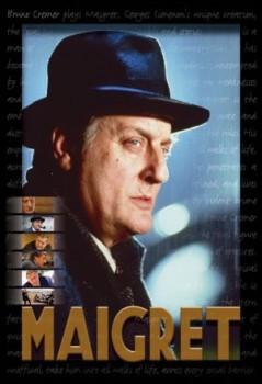 Il commissario Maigret - Stagioni 01-15 (1991-2005) [Completa] .avi TVRip MP3 ITA