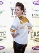 Alyssa Milano-                         Taste Of The NFL 25th Anniversary Party With A Purpose San Francisco February 6th 2016.