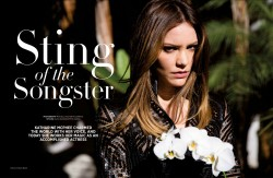 Katharine McPhee - DA MAN Magazine February/March 2016