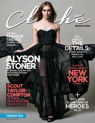 Alyson Stoner - Cliche Magazine 2016