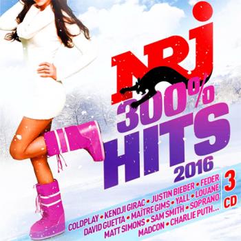 5419f2464556247 NRJ 300% Hits 2016 - hit albüm indir