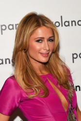 Paris Hilton - Pamella Roland Fall 2016 Show in NYC 2/12/16