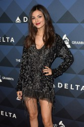 Victoria Justice at Delta Airlines Grammy Weekend Party in Hollywood - 2/12/16