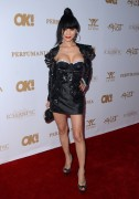 Bai Ling-                         OK! Magazine's Pre-Grammy Event Hollywood February 12th 2016 (Nip Slip).