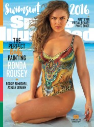 Ronda Rousey - Sports Illustrated Swimsuit Edition 2016