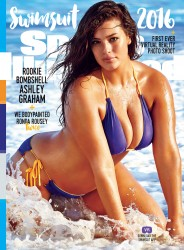 Ashley Graham - Sports Illustrated Swimsuit Edition 2016