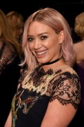 Hilary Duff -                       Monique Lhuillier Show New York City February 13th 2016.