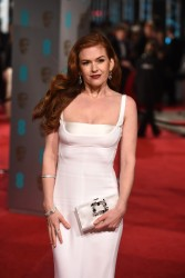 Isla Fisher - 2016 British Academy Film Awards in London 2/14/16