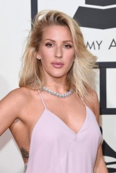 Ellie Goulding - 58th GRAMMY Awards in LA 2/15/16
