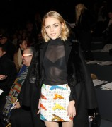 AnnaSophia Robb-               Jeremy Scott Fashion Show New York City February 15th 2016.