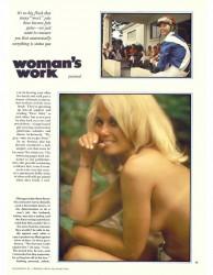 Woman's Work 1