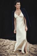 Milla Jovovich -                    Harper's Bazaar Magazine (Spain) March 2016 Francesco Carrozzini Photos.
