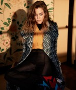 Riley Keough -              Nylon Magazine March 2016 Hilary Walsh Photos.