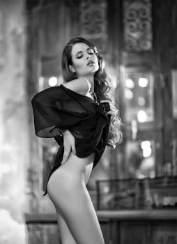 Эротический стиль. Фотограф Igor Vorobey. 18+