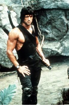 Рэмбо: Первая кровь 2 / Rambo: First Blood Part II (Сильвестр Сталлоне, 1985)  19d0ac466591198
