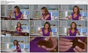 GIADA DE LAURENTIIS *ThunderCleave!* - Giada at Home: Chocolate Heaven (2016)