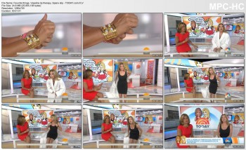 KATHIE LEE GIFFORD *sheer skin-tight slip* - Today Show (22 FEB 2016)