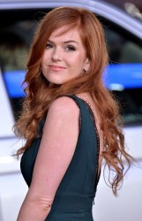 Isla Fisher - 'Grimsby' Premiere in London 2/22/16