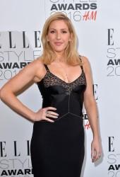 Ellie Goulding - 2016 Elle Style Awards in London 2/23/16