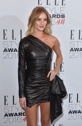 Rosie Huntington-Whiteley - 2016 Elle Style Awards in London 2/23/16