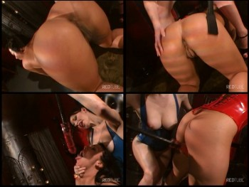 Dominion Of A Dominatrix-(Sadomatrix)-Anastasia Pierce, Julie Night