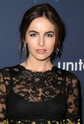 Camilla Belle - 3rd Annual unite4:humanity in Beverly Hills 2/25/16