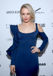 Rachel McAdams - Vanity Fair and Barneys New York Private Dinner Celebrating Tom McCarthy in LA 2/24/16