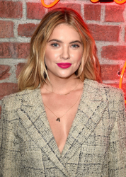 Ashley Benson - Chanel's 'I Love Coco' Backstage Beauty Lounge in LA 2/25/16