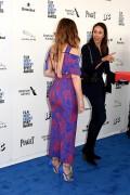 Jessica Biel-                          2016 Film Independent Spirit Awards Santa Monica February 27th 2016.