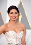 Priyanka Chopra-                 88th Annual Academy Awards Hollywood February 28th 2016.
