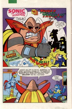 Sonic The Hedgehog Archie - Issue #2 Cb9348468271295