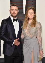Jessica Biel - 2016 Vanity Fair Oscar Party 2/28/16