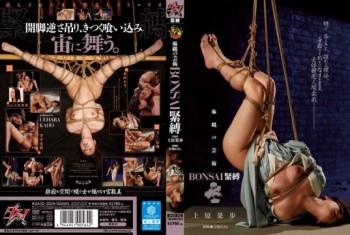 Uehara Kaho - Hemp Rope Of Art BONSAI Bondage Uehara Kaho (Andou Bon / Das !) 1080p
