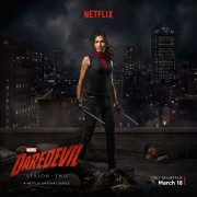 Elodie Yung-                    Daredevil Season 2 Promo.