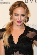 Caity Lotz-                 Elton John AIDS Foundation Academy Awards Viewing Party Hollywood February 28th 2016.