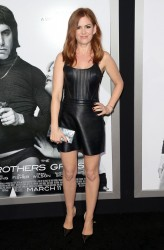 Isla Fisher - 'The Brothers Grimsby' Premiere in Westwood 3/3/16