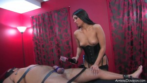 AmberDungeon - Mistress Jade Indica - Raging Hard
