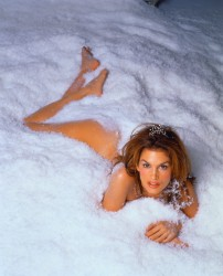 Cindy Crawford - Timothy White Photoshoot 1995