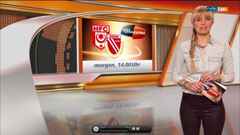 Nackt stephanie müller spirra Sportschau Moderatorin