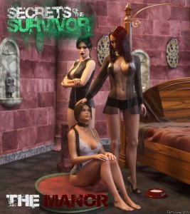 LARA - SECRETS OF THE SURVIVOR 1 and 2 from DETOMASSO
