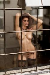 Nackt im playboy christina braun Celebrities who
