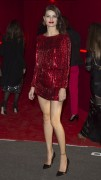 Isabeli Fontana @ L'Oreal Red Obsession Party in Paris | March 8 | 12 pics