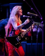 Lita Ford -              In Concert Brooklyn Bowl Las Vegas March 6th 2016.