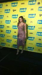 Bella Thorne en un estreno en Austin (14/3/16) 873877471763647
