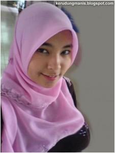 pepek jilbab