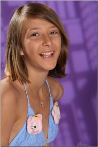 TeenModeling - teenmodeling.tv / TMTV - Laura - Pink