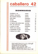 Caballero Magazine N°42. 1969. (ITALIAN)