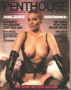 Penthouse Germany April 1983 – Retro Magazine